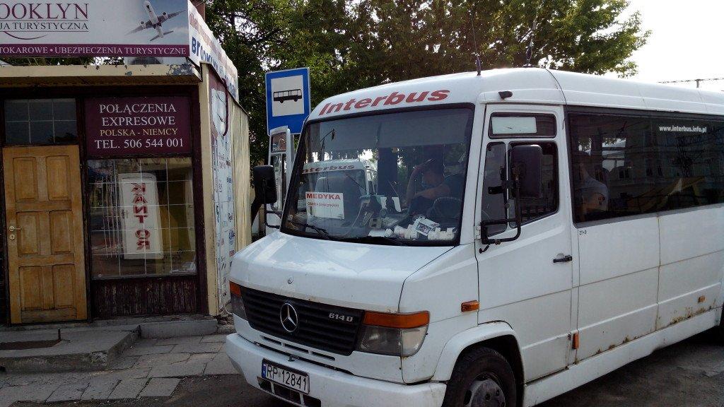 Автобус Харьков-Варшава: расписание, стоимость билета