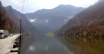 Румынские горы останавливают обычный поток мыслей своей необъяснимой, мистической мощью