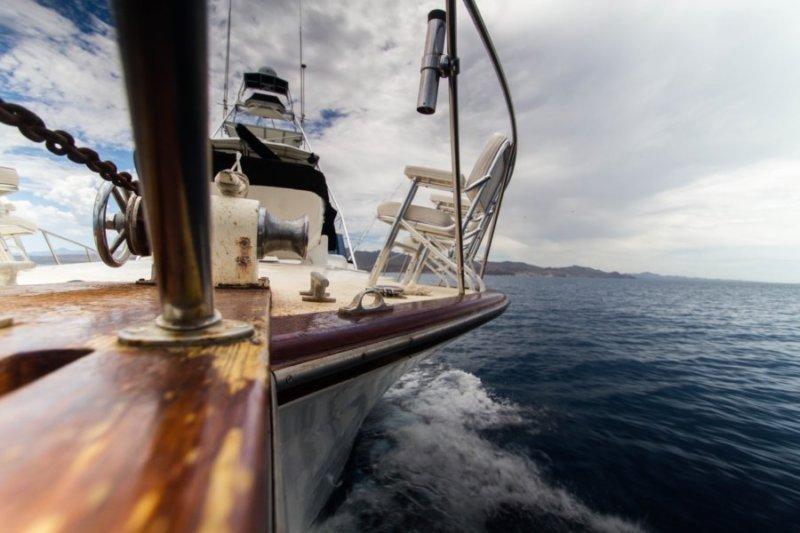 Как я нашла работу на яхте