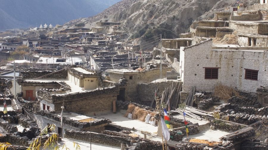 Треки по Непалу и Мустангу - самостоятельные путешествия