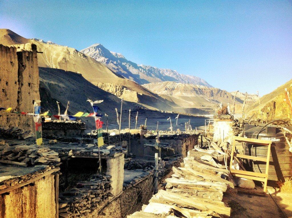 Самостоятельные путешествия в Непал и Мустанг дешево