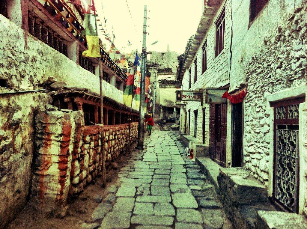 Как самостоятельно путешествовать в Непал и Мустанг