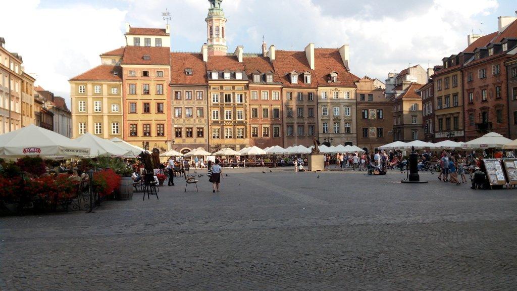 билет в Польшу цена