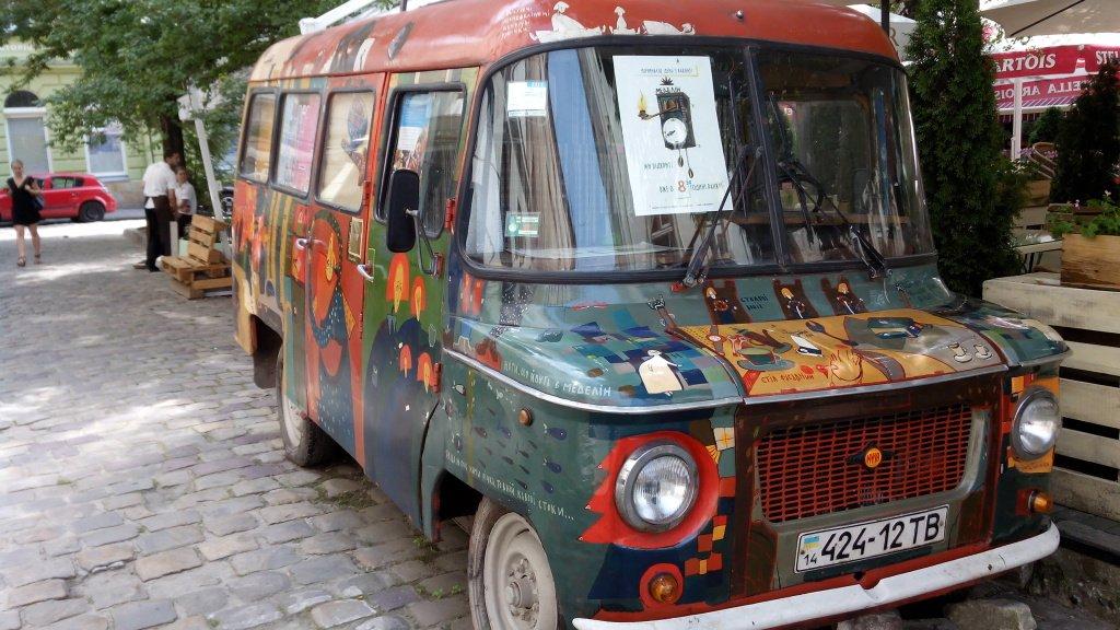 Киев - Львов - Краков - Берлин - Гамбург на автобусе дешево