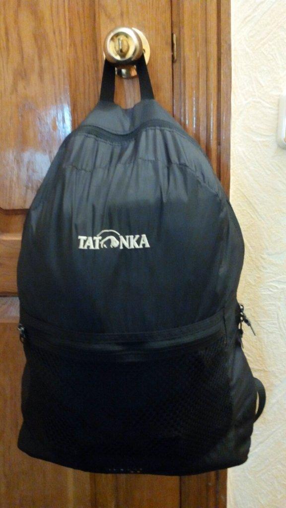 Как я выбирал свой ультралёгкий складной рюкзак-трансформер