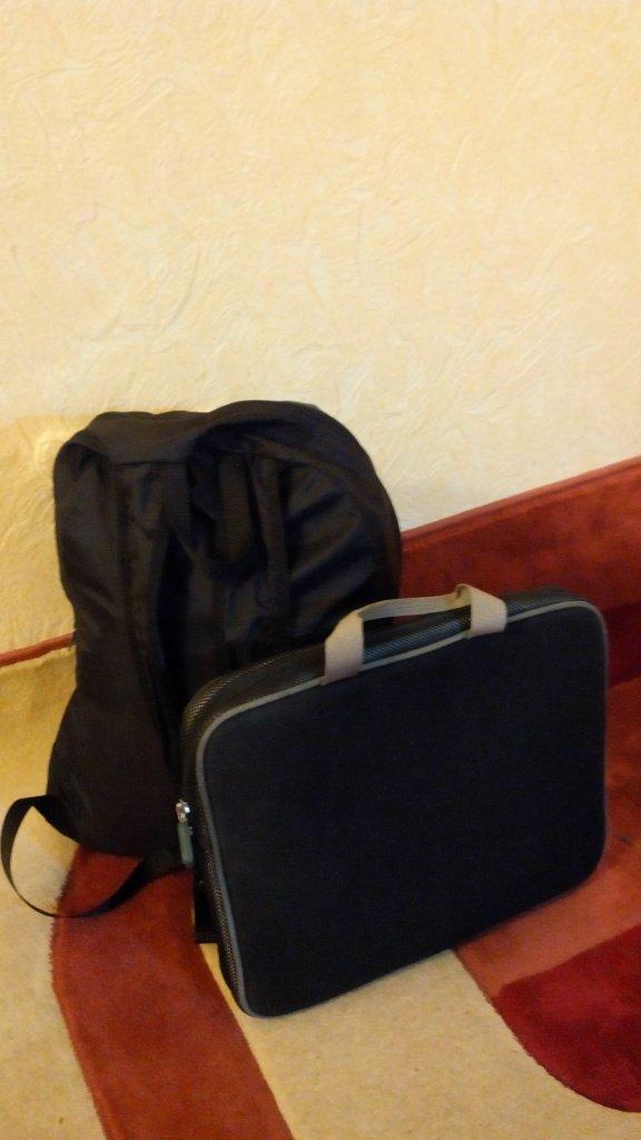 Ультра лёгкий складной рюкзак Татонка