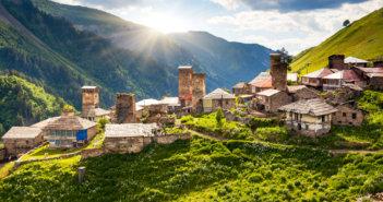 Нужна ли виза в Грузию для украинцев в 2018