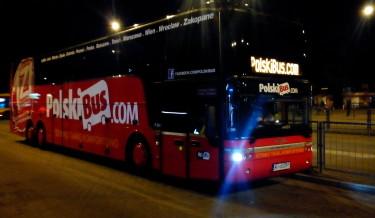 Варшава Минск: автобус может быть дешевым