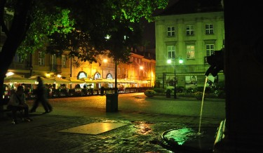 Варшава-Львов автобус или поезд