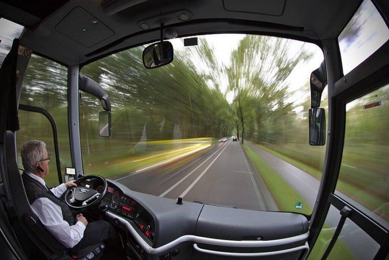 Автобус Краков - Львов