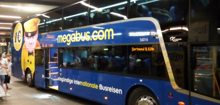 Автобус Киев - Гамбург
