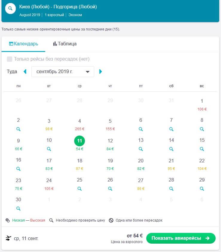 6fb18d0eb78f1d9 Билеты в Черногорию за 40 евро | Лоукост - бюджетные авиакомпании ...
