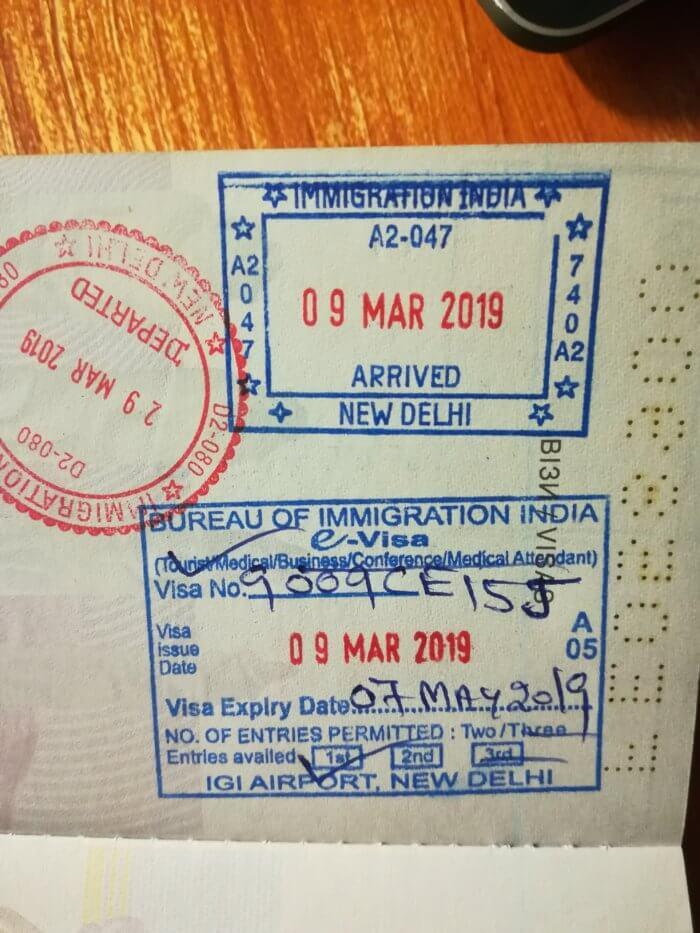 Нужна ли виза в Индию для украинцев в 2020