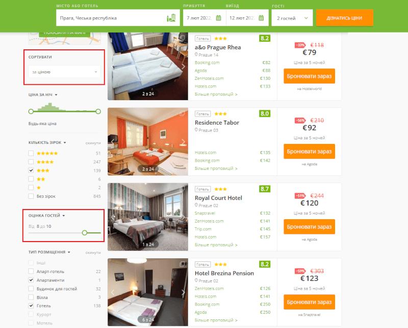 Где найти жильё для въезда в Чехию